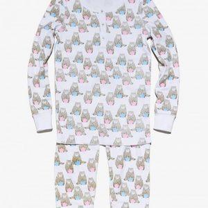 Roller rabbit pajama